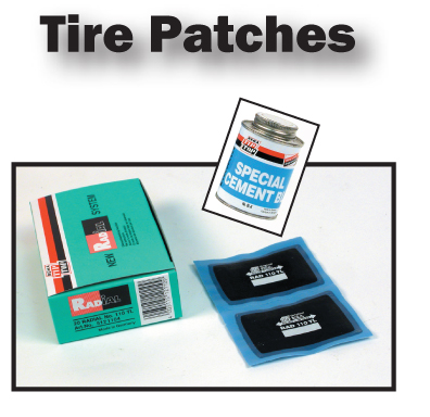 tire patches
