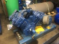 Compressor pump