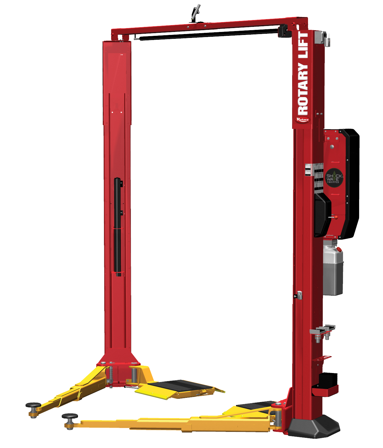 Rotary Shockwave A10 fully inspected lift