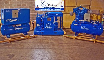 Quincy Compressors Mcgee Company